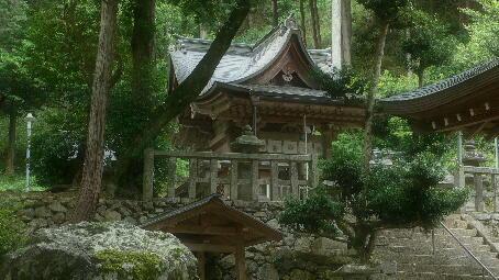 幡日佐神社・氷室神社